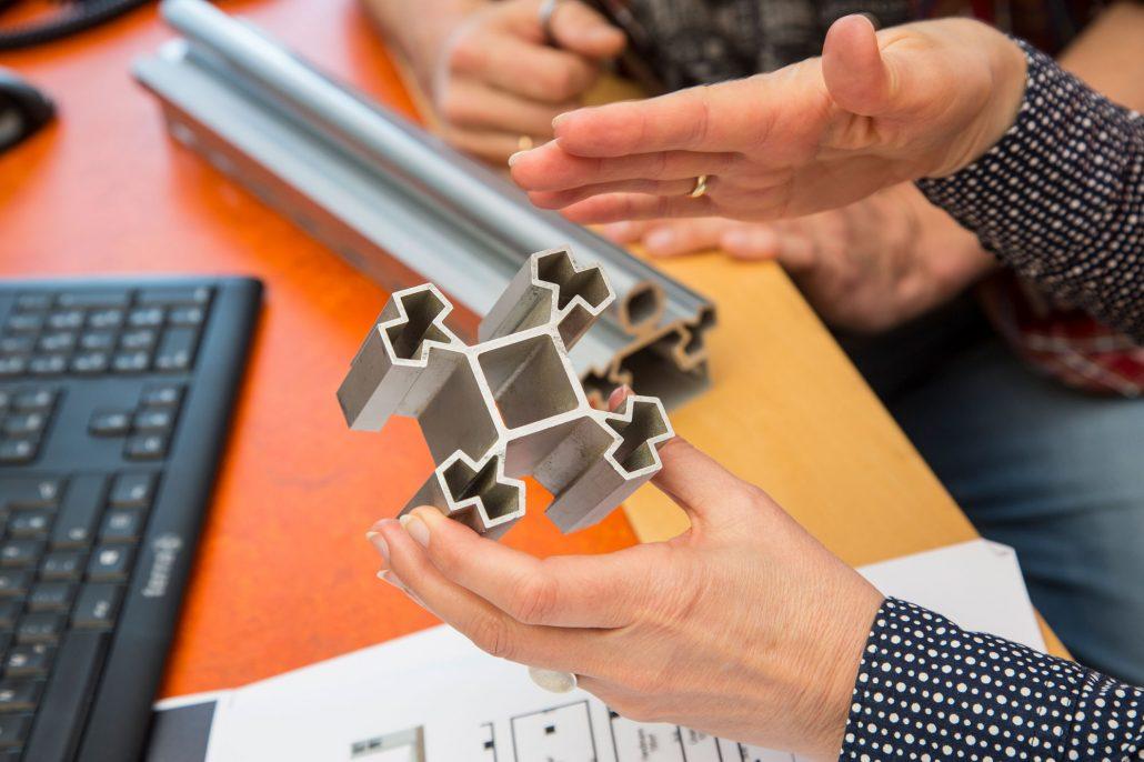 CAD-Abteilung | Deko-Tec - Ihr erfahrener Messebauer