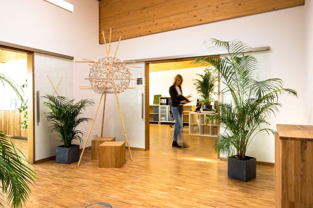 Büroräume | Deko-Tec - Ihr erfahrener Messebauer