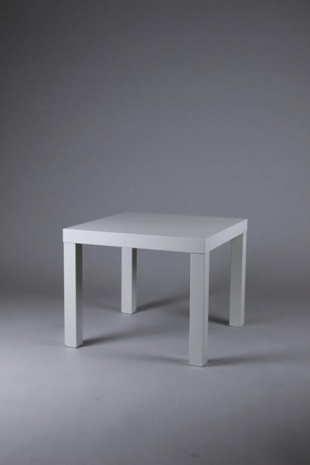Beistelltisch Easy in weiß bei Deko-Tec mieten
