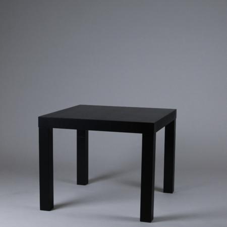 Beistelltisch Easy in schwarz bei Deko-Tec mieten