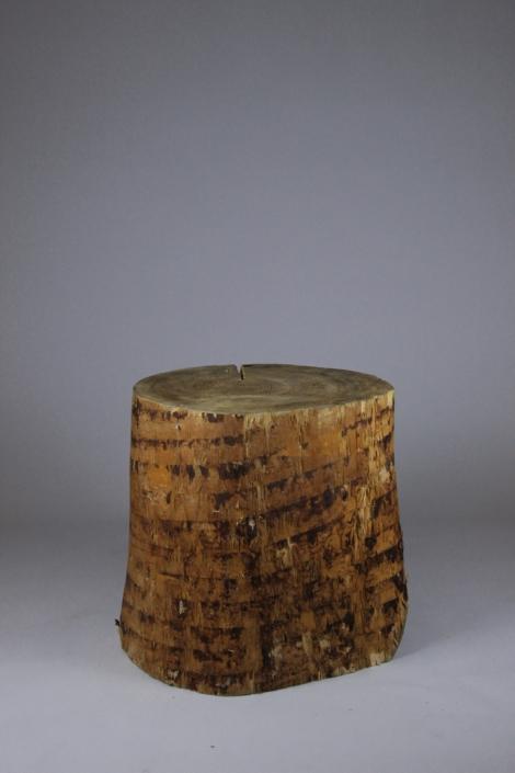 Loungetisch Baumstamm bei Deko-Tec mieten