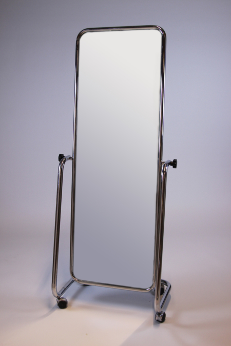 Standspiegel rollbar bei Deko-Tec mieten