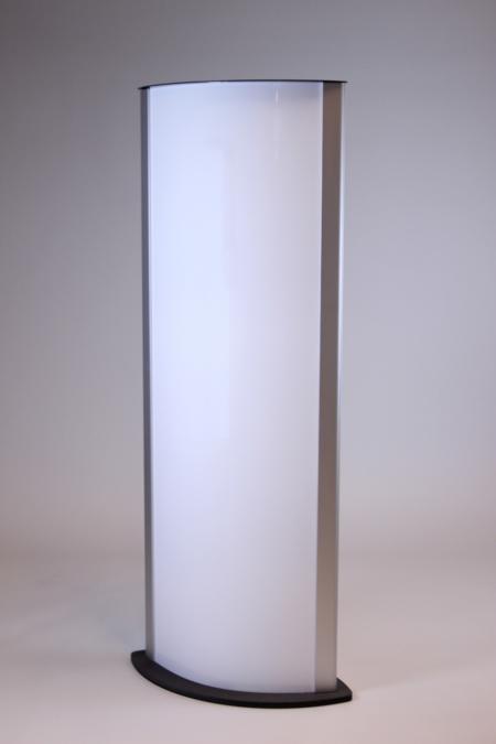 Leuchtpylon bei Deko-Tec mieten