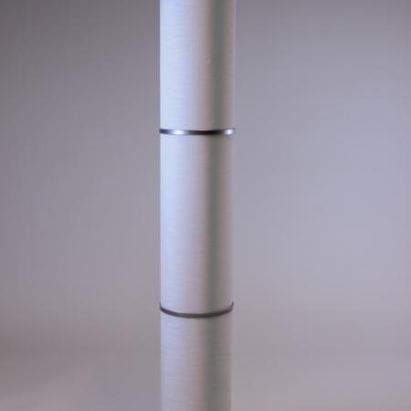Stehlampe in weiß bei Deko-Tec mieten