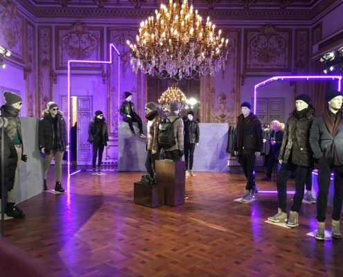 Showroom für Bogner in Florenz 2016 08