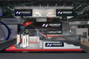 Messestand Seifert Transport und Logistikmesse 2017 04