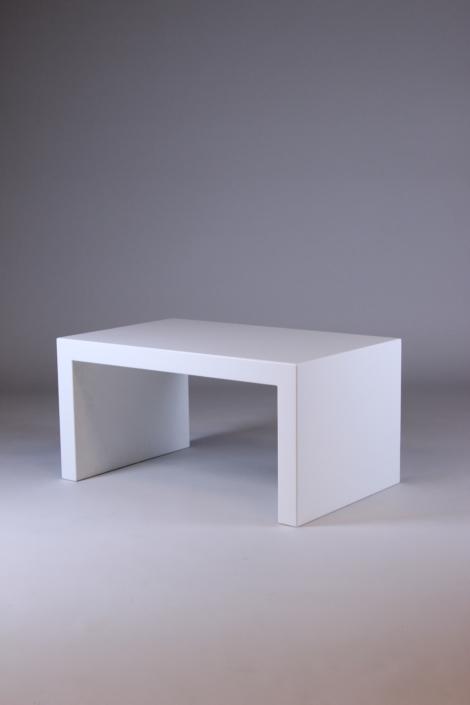 Loungetisch in weiß bei Deko-Tec